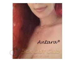 Antara Bonita chica escort y masajista, de vientre plano