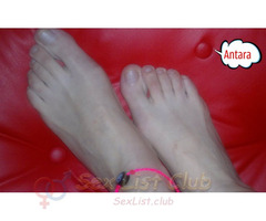 PIES para fetichistas de pies