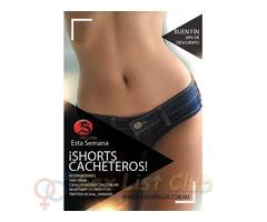 Esta semana en CSW: ¡Shorts Cacheteros! ¡BUEN FIN: 20% de Descuento!