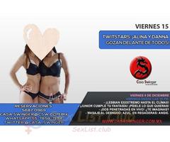 Viernes 15 en CSW: ¡Alina Y Danna Gozan Delante De Todos!