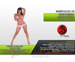Miércoles 24 en CSW: ¡Angie con CUATRO y Desnúdate con Michel!