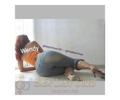 sexi Wendy una mujer muy exuberante