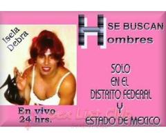 Travesti Pasiva en Bellas Artes Activos Solventes