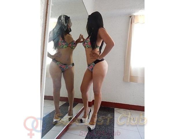 SEXY,ATREVIDA,JUGUETONA Y MUY PERO MUY COGELONA