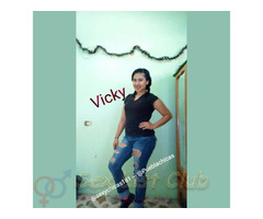Vicky una chica muy provocativa