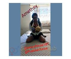 sexi Amethsy una chica muy provocativa